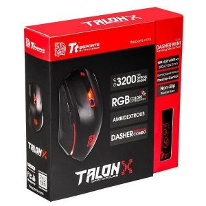 Mouse Gamer Thermaltake TT ESPORTS TALON X