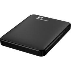 HD Externo Portátil WD Elements WDBBEP0010BBL 1 TB