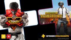 Jogos Grátis em Setembro na Playstation Plus