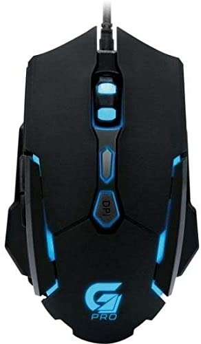 Mouse Gamer Pro M1 Rgb Fortrek