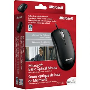 Mouse Basic Microsoft
