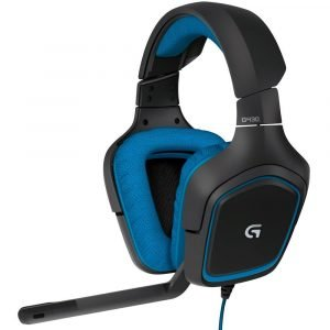 Headset Gamer Logitech G430