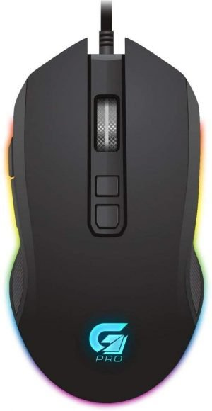 Mouse Gamer Pro M3 Rgb Fortrek