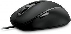 Mouse Microsoft BlueTrack Comfort 4500