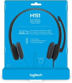 Headset Gamer Logitech H151