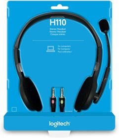 Headset Gamer Logitech H110