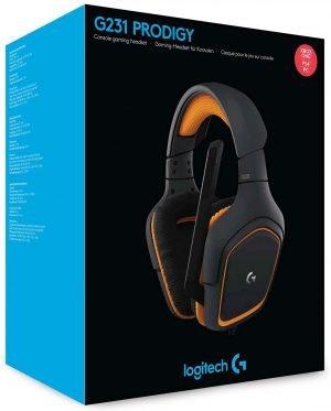 Headset Gamer Logitech Prodigy G231