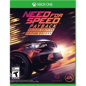Need for Speed Payback Deluxe - Xbox One