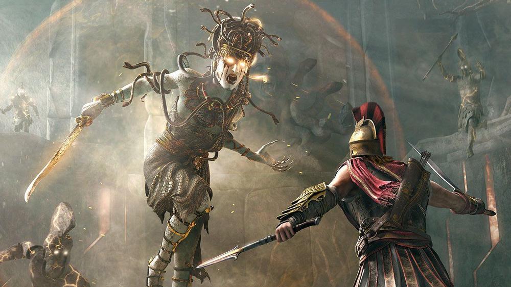 Assassin's Creed Odyssey GRÁTIS para jogar neste fim de semana
