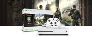 Console Xbox One S 1TB Edição The Division 2