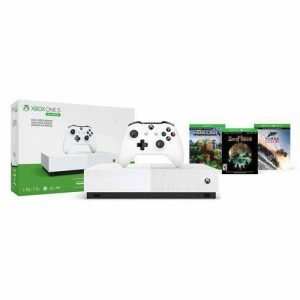 Console Xbox One S 1TB - All Digital Edition