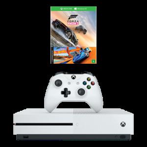 Console Xbox One S 1TB Edição Forza Horizon 3 + Hotwheels