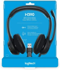 Headset Gamer Logitech H390
