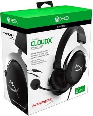 Headset Gamer HyperX CloudX