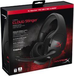 Headset Gamer HyperX Cloud Stinger