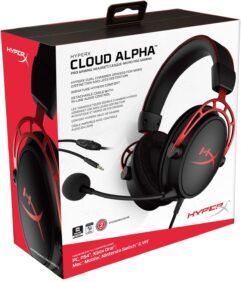 Headset Gamer HyperX Cloud Alpha