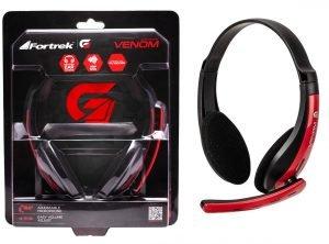 Headset Gamer Fortrek Spider Venom SHS701