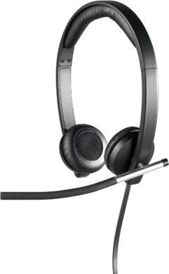 Headset Gamer Logitech H650E