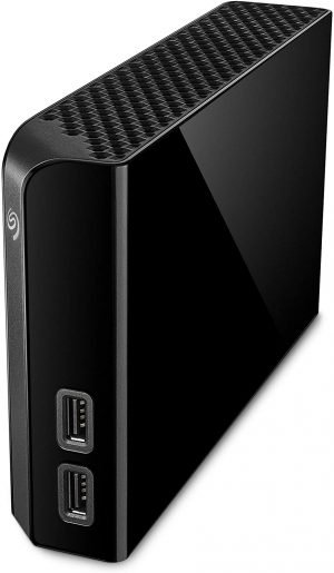 HD Externo Seagate Backup Plus STEL4000100 4 TB