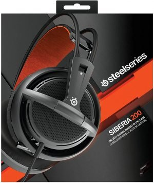Headset Gamer Steelseries Siberia 200