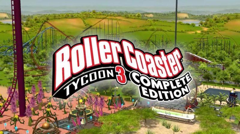 Roller Coaster 3 grátis na Epic Games