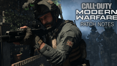 Tudo sobre o novo patch do Call Of Duty: Modern Warfare