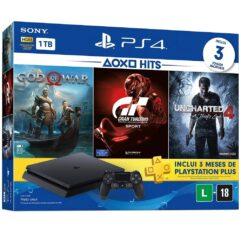 Console PlayStation 4 Slim 1TB Hits Bundle 4