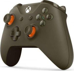 Controle Xbox One Edição Especial Verde E Laranja