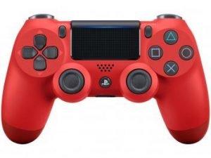 Controle Original Dualshock 4 Vermelho