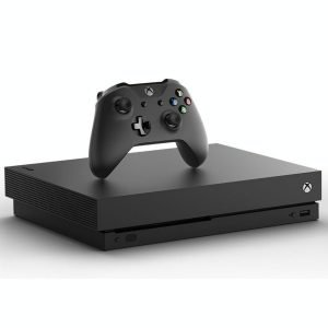 Console Xbox One X 4K