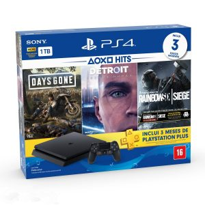 Console PlayStation 4 Slim 1TB Hits Bundle 5