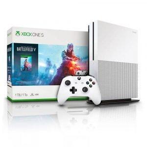 Console Xbox One S 1TB Edição Battlefield V