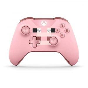 Controle Xbox One Edição Especial Minecraft Pig