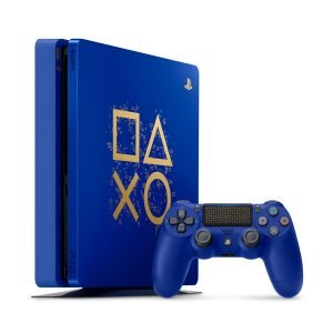 Console PlayStation 4 1TB Edição Limitada Days of Play 2018