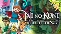 Ni no Kuni Wrath of the White Witch Remastered - PC