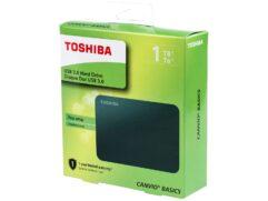HD Externo Toshiba Canvio Basics