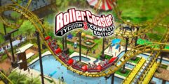 RollerCoaster Tycoon 3 Complete de GRAÇA na Epic Games para PC