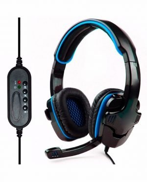 Headset Gamer Knup KP-357