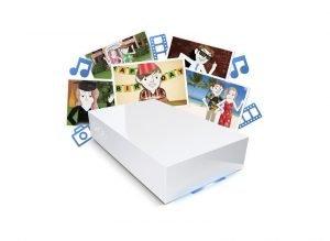 HD Externo Lacie CloudBox 9000345 4 TB