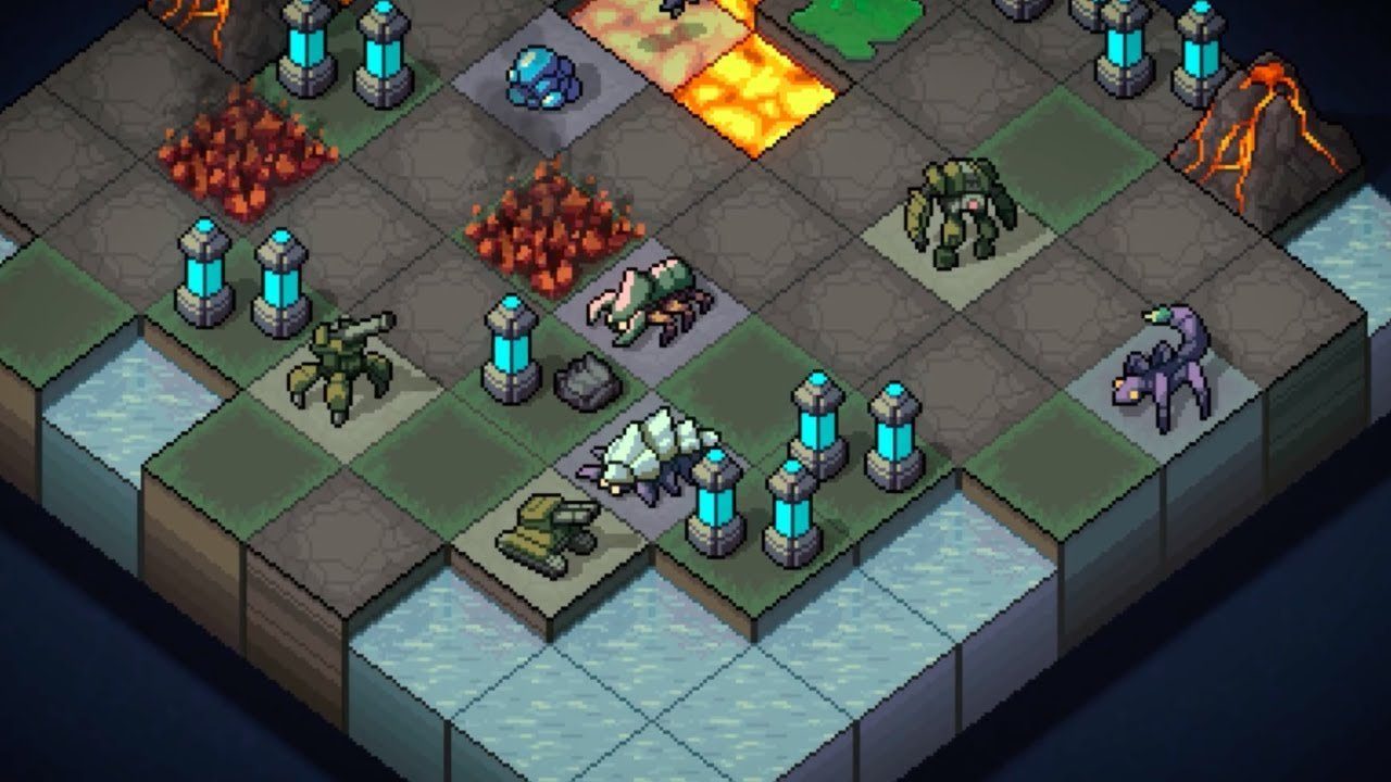Into The Breach de graça na Epic Games