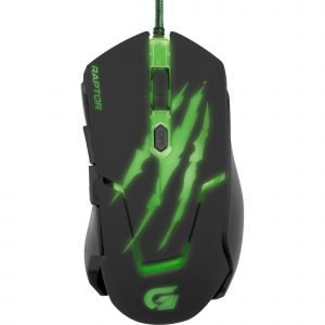 Mouse Gamer Raptor OM801 Fortrek