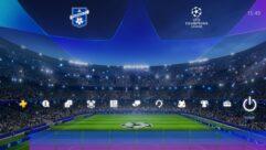 Temas Gratuitos da UEFA Champions League - PS4