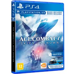 Ace Combat 7 Skies Unknown - PS4