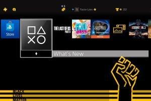 Novo tema gratuito para PS4: Black Lives Matter