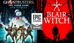 Ghostbusters The Video Game Remastered e Blair Witch de graça na Epic Games