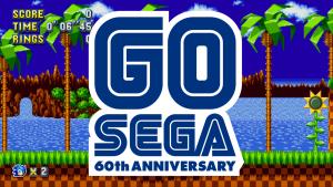 SEGA - Comemoração de 60 anos