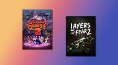 Layers of Fear 2 e Costume Quest 2 de graça na Epic Games