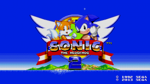 Sonic The Hedgehog 2 - PC