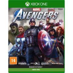 Marvels Avengers - Xbox One