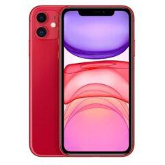 iPhone 11 Apple 64GB - Preto ou Vermelho